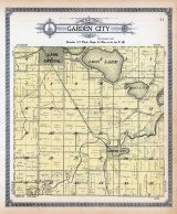 Garden City Township, Lake Crystal, Loon Lake, Mill's Lake, Watonwan River, Blue Earth County 1914
